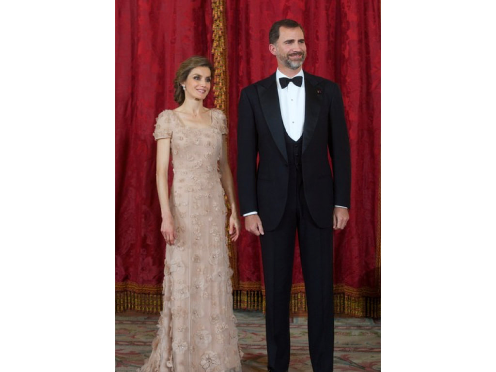 Queen Letizia in June 2013