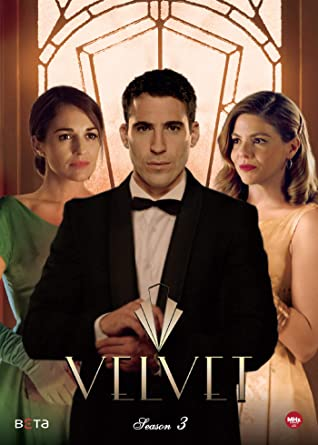 Best Spanish tv series Velvet(TV Series, 2013-2016)