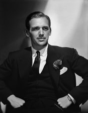 Douglas Fairbanks Jr. in suits