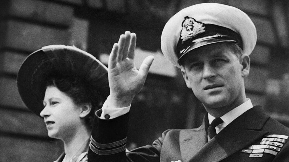 Prince Philip, Duke of Edinburgh, born 10 June 1921, is 98 year old today