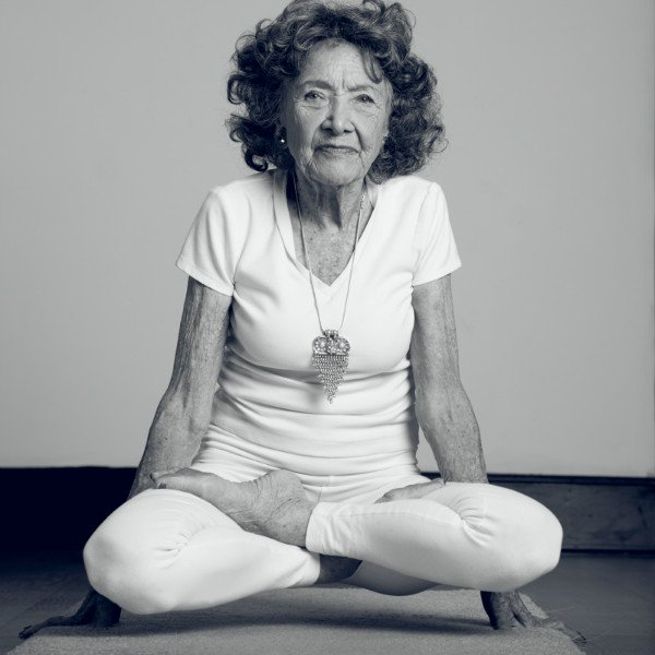 Tao Porchon-Lynch, the oldest yoga teacher in the world died at age 101