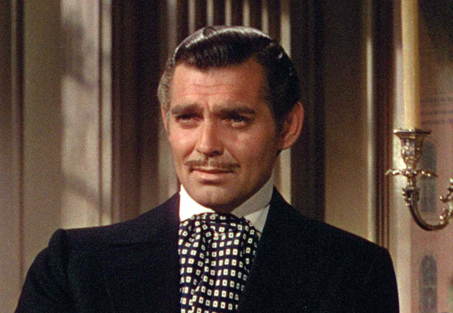 Clark Gable, The king of Hollywood