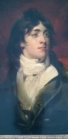 Picture of Beau Brummell, the most elegant man in England