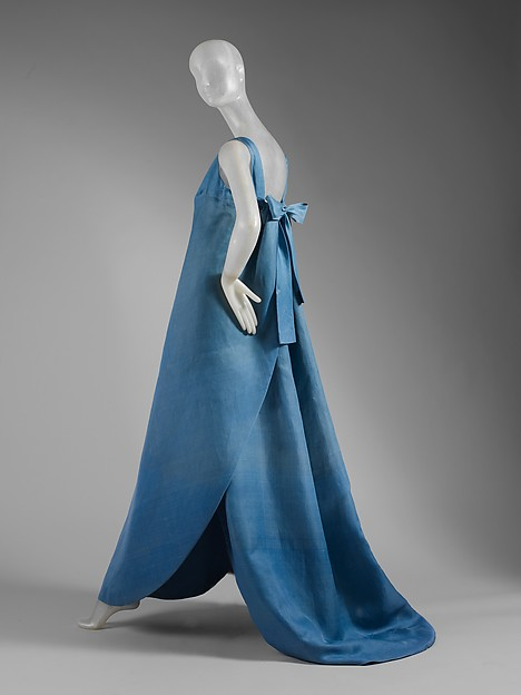 Tulip dress by Cristobal Balenciaga, preowned by Baroness Philippe de Rothschild