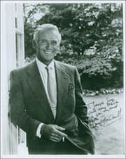 Douglas Fairbanks Jr. in suit