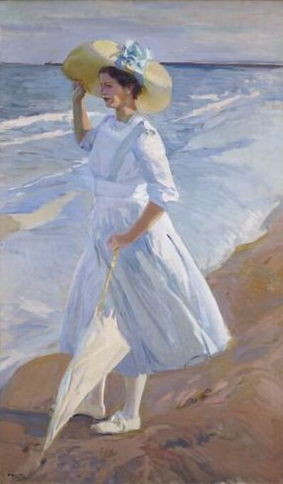 painting by Joaquin Sorolla