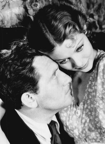 Loretta Young and Spencer Tracy in Man's Castle, 1933