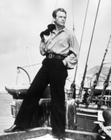 Douglas Fairbanks Jr. in shirt