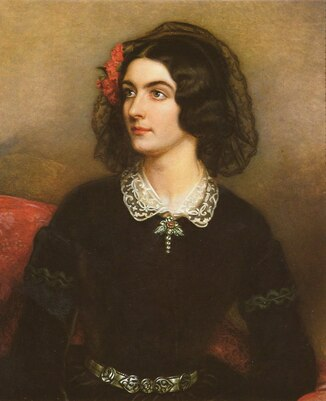 Lola Montez(Eliza Gilbert) the woman who seduced King