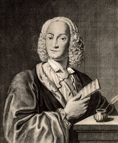 Antonio Vivaldi (1678-1741) was one of the most productive composers of the Baroque era.