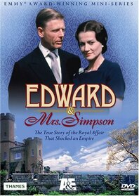 Edward & Mrs. Simpson, mini serie 1978