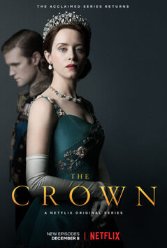 TV series The Crown 2016 poster