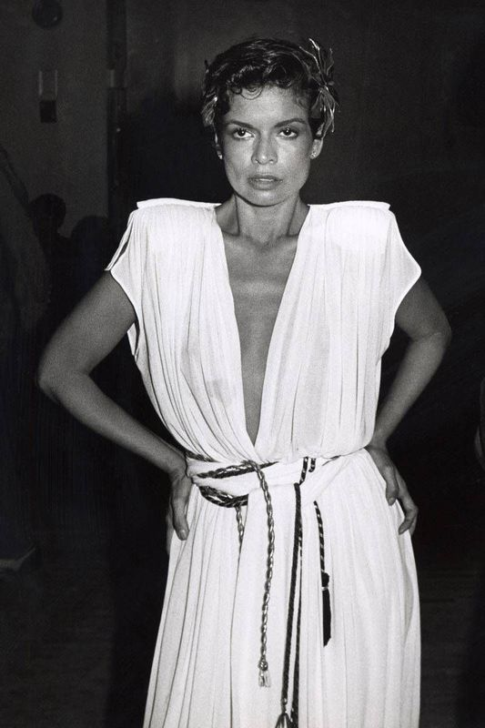 roy halston the women he dressed: Bianca Jagger